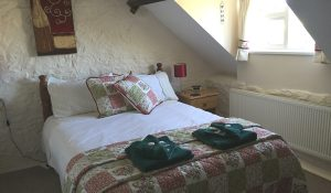 Chiddy Nook Main Bedroom