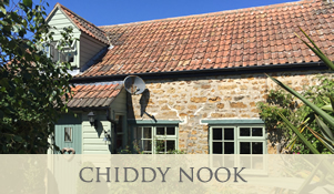 chiddy nook cottage
