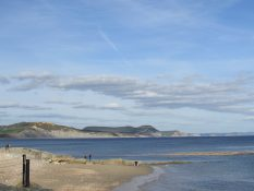 Lyme Regis to Seatown