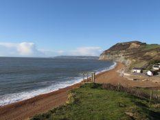 Walk in West Dorset