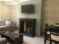The Burrow Living Room