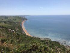 Views from Golden Cap